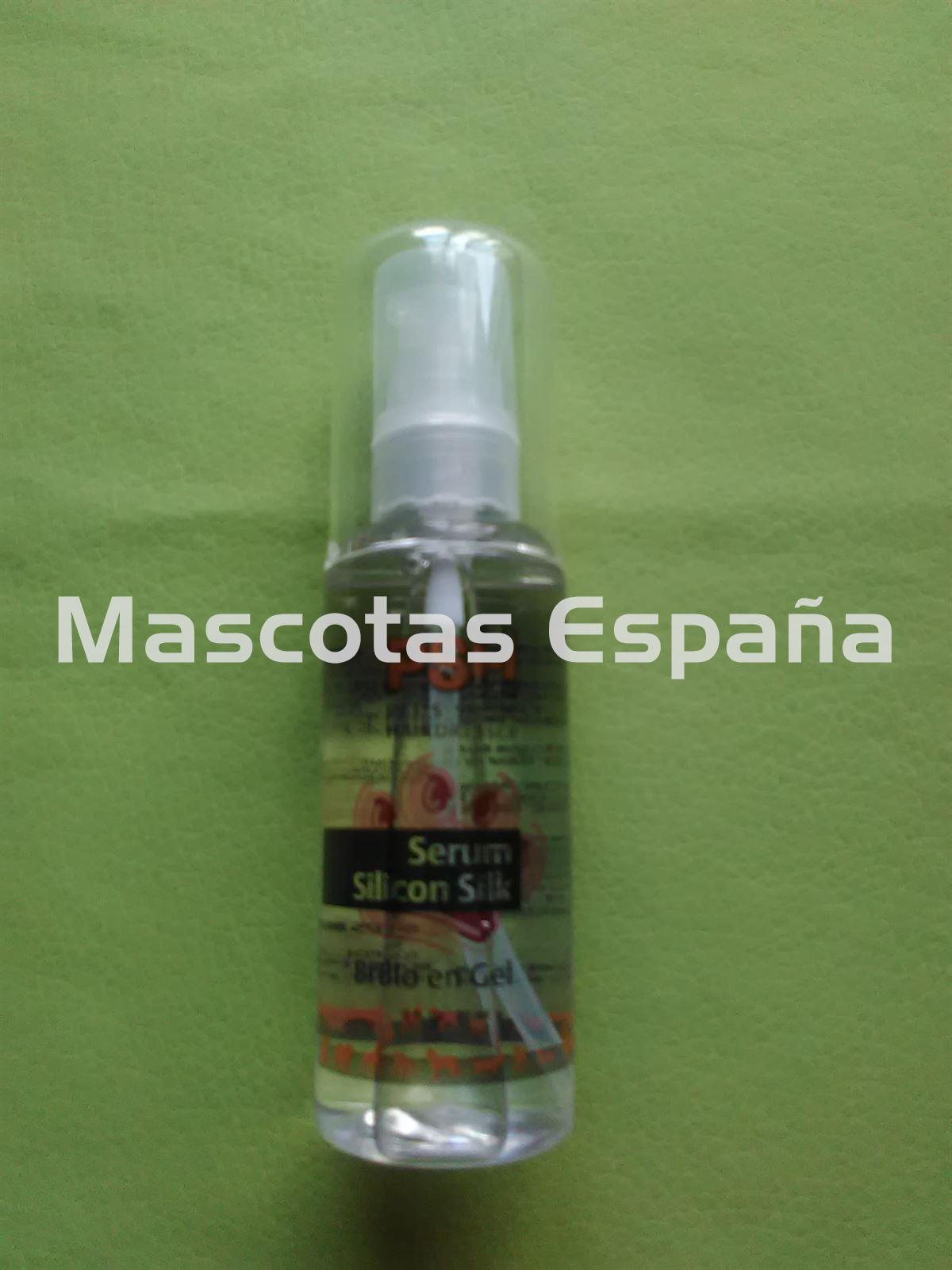 PSH Serum Silicon Silk (Brillo en Gel) 90ml - Imagen 1