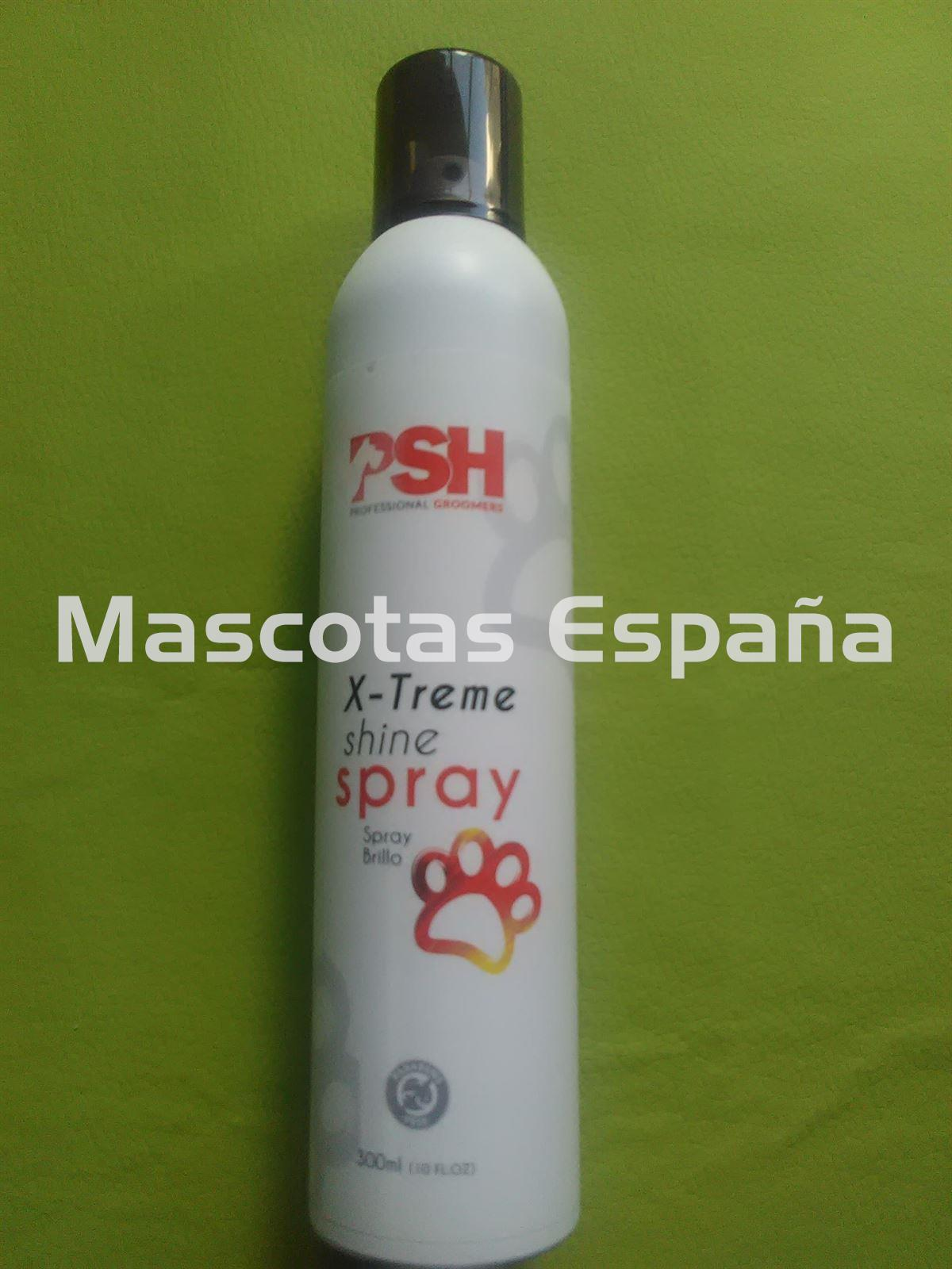 PSH X-Treme Shine Spray (Spray Brillo) 300ml - Imagen 1