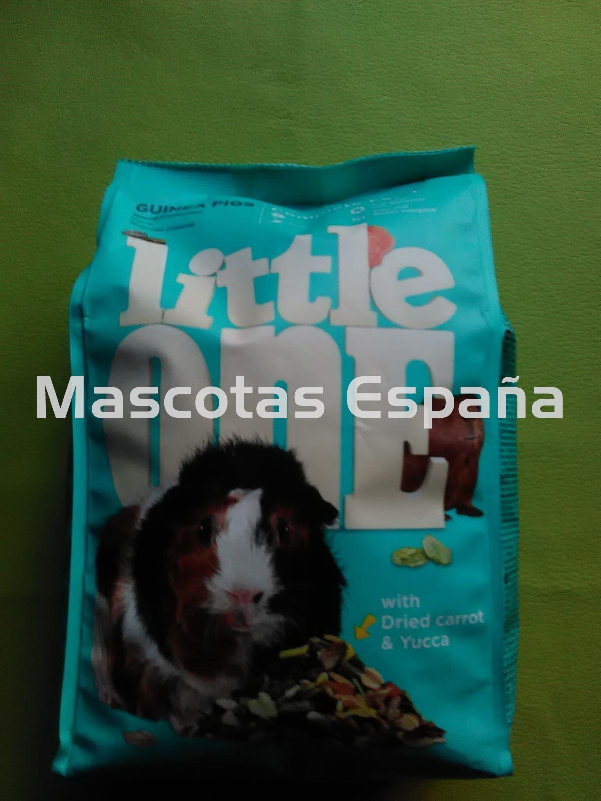 RECORD Little One Guinea Pigs (Cobayas) 900G - Imagen 1